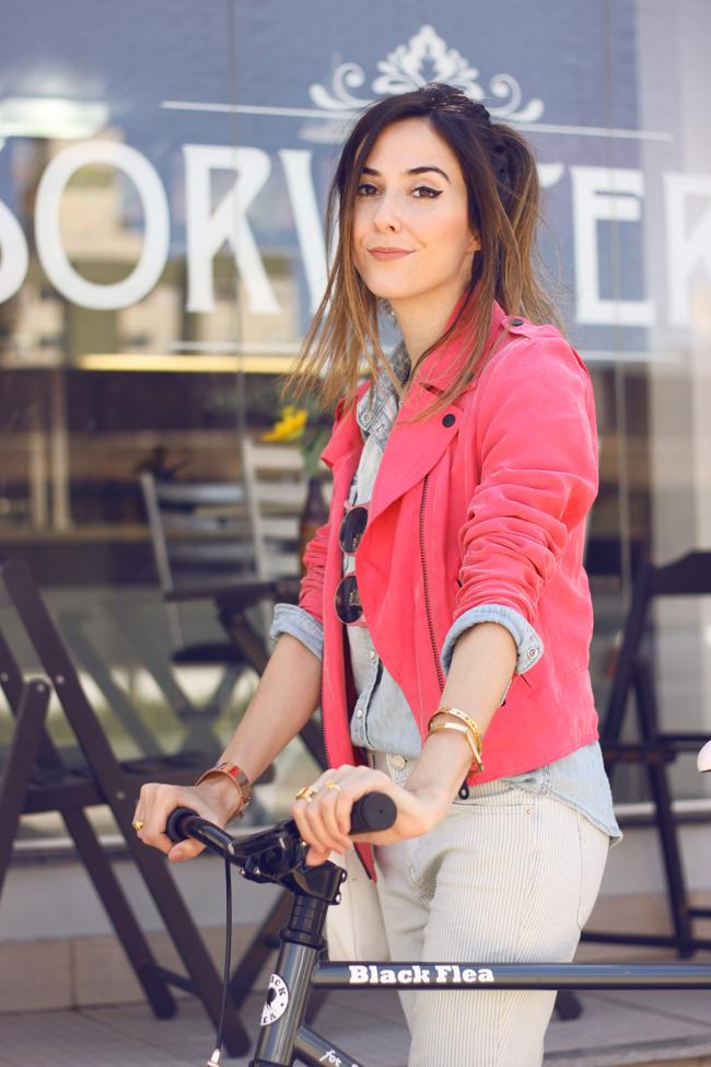 FashionCoolture - 30.09.2015 look du jour estilo menina sapatilhas Gap denim (2)