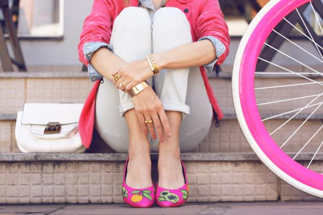 FashionCoolture - 30.09.2015 look du jour estilo menina sapatilhas Gap denim (3)