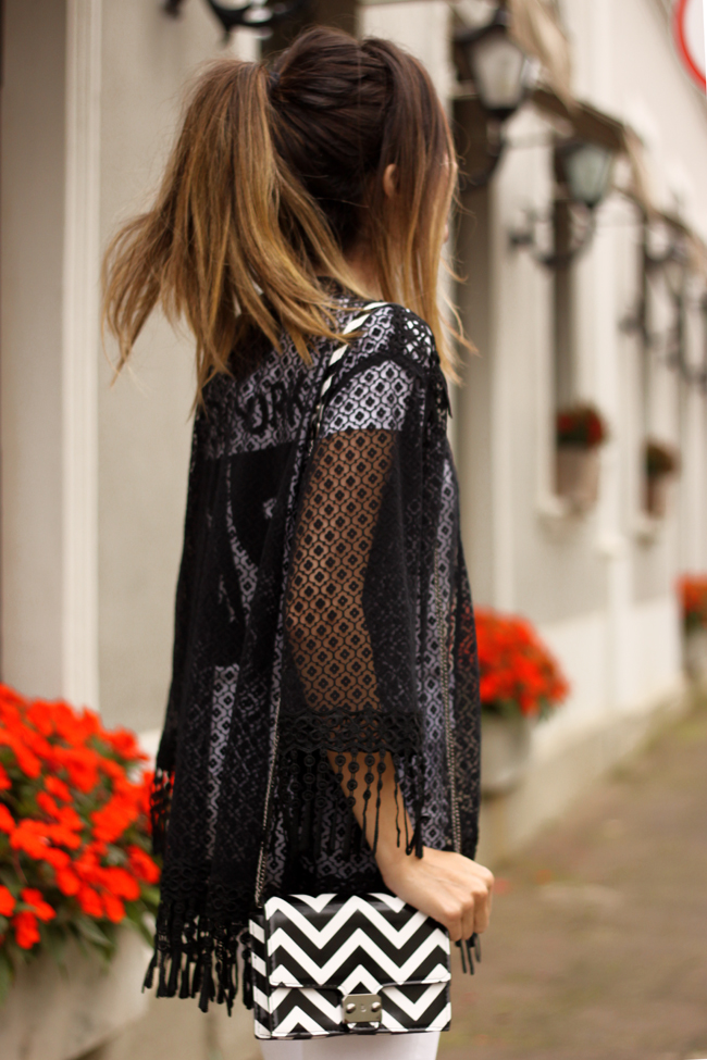 FashionCoolture - 06.10.2015 look du jour SlyWear kimono Gap denim (4)