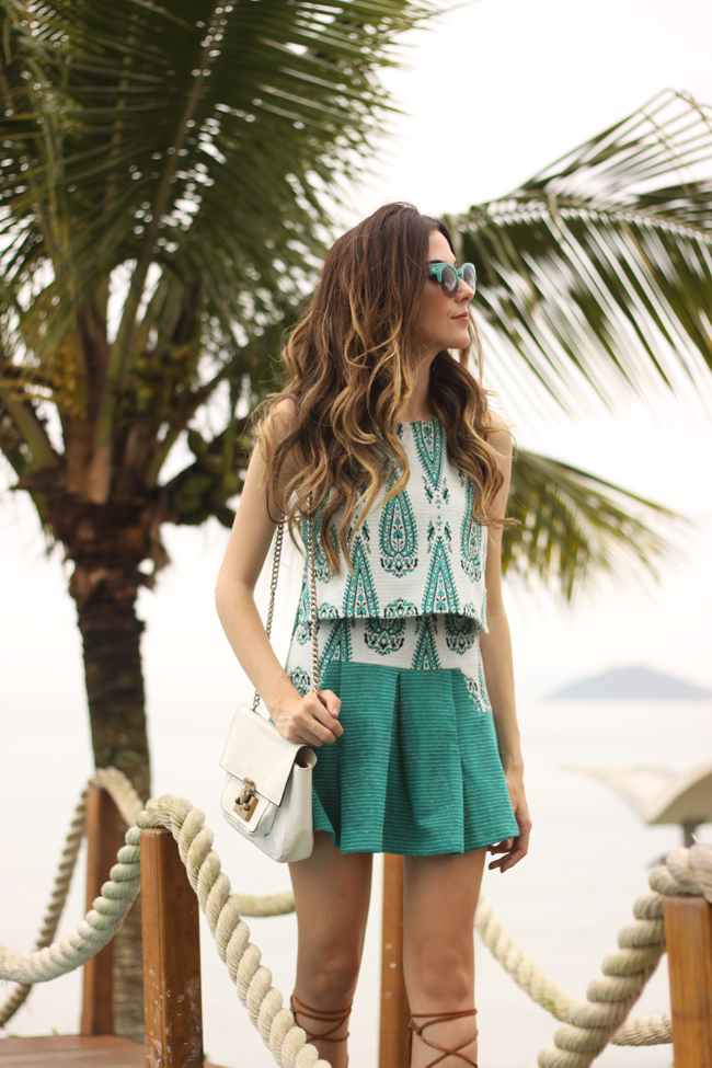 FashionCoolture - 26.10.2015 look du jour Displicent summer outfit paisley print (5)