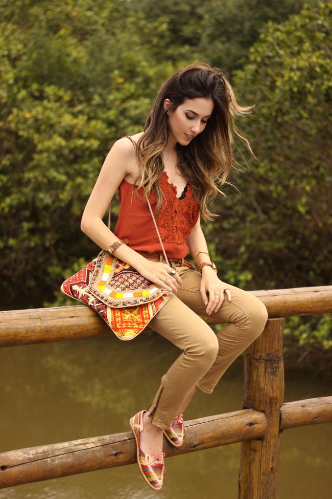 FashionCoolture - 29.10.2015 look du jour Gap denim Shoulder Top (7)