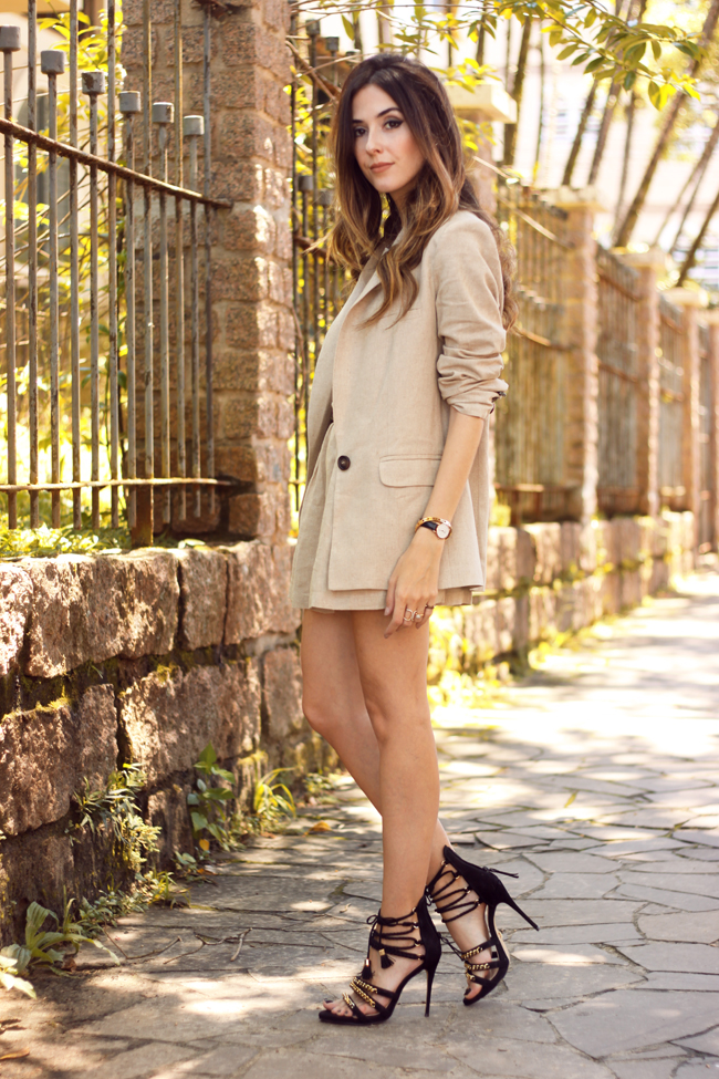 FashionCoolture - 30.10.2015 look du jour Amaro nude outfit Esdra heels (6)