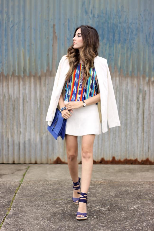 FashionCoolture - 10.11.2015 look du jour Anna Morena printed top sandália Tanara (6)