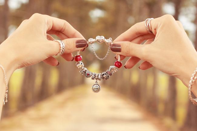 FashionCoolture - 15.12.2015 look du jour Pandora jewelry charms bracelets (4)