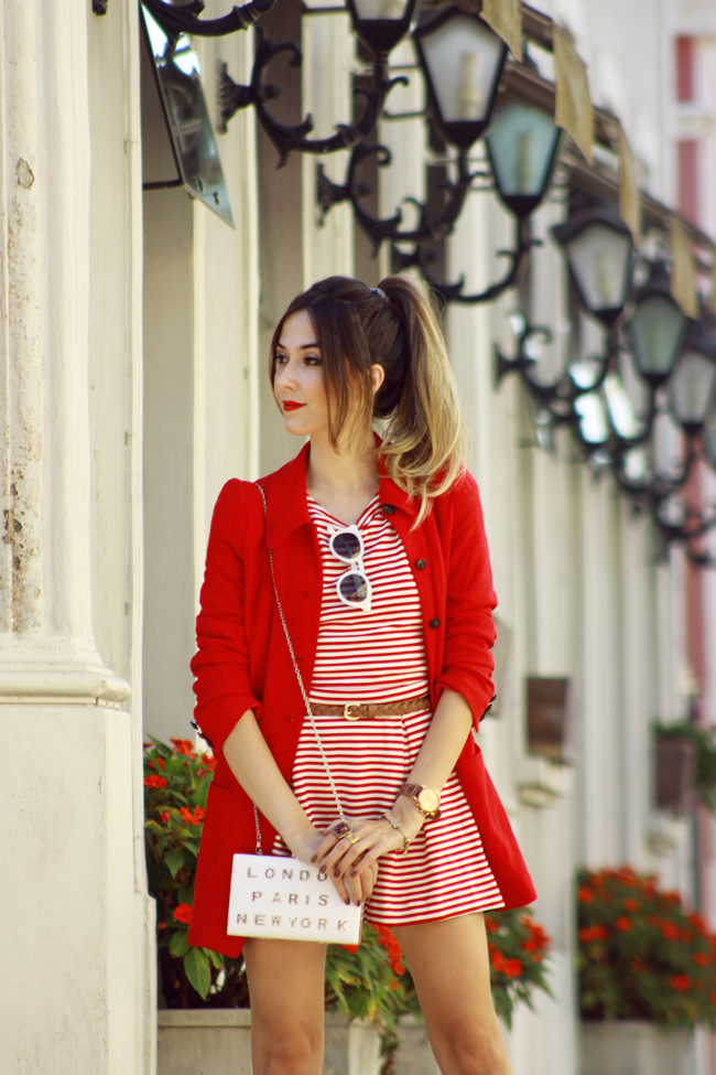 FashionCoolture - 20.01 look du jour Slywear striped white and red (5)
