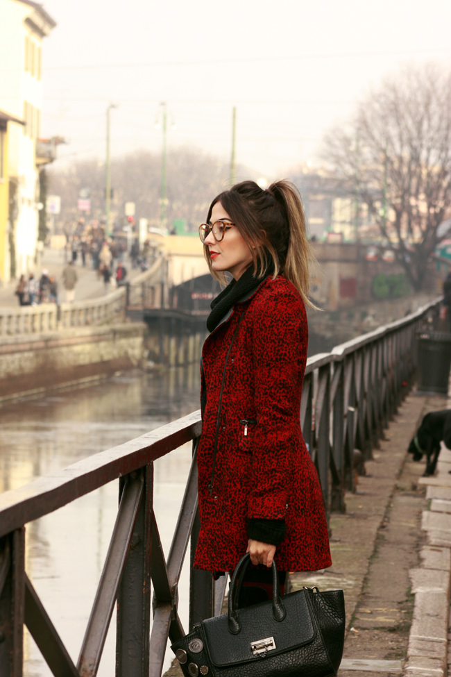 FashionCoolture - 25.01.2016 look du jour Milan winter outfit Dafiti long coat (4)