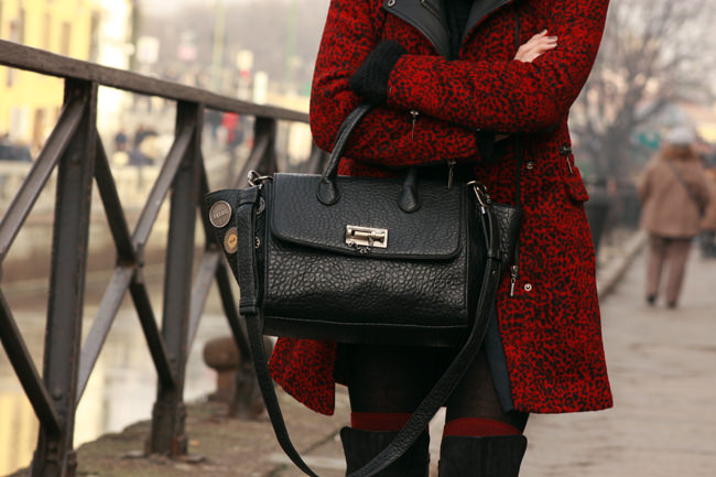 FashionCoolture - 25.01.2016 look du jour Milan winter outfit Dafiti long coat (5)
