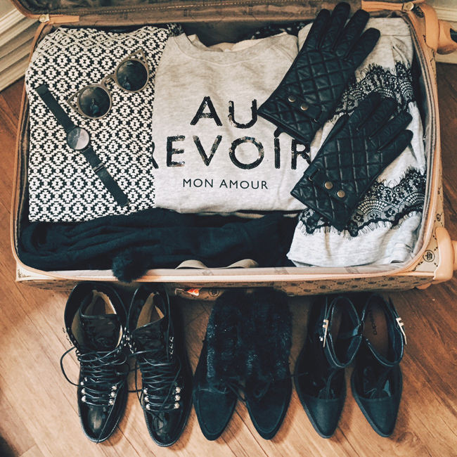 FashionCoolture - packing fashion
