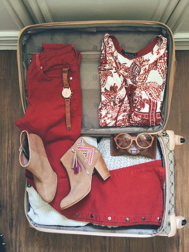 FashionCoolture - packing travel fashion (2)