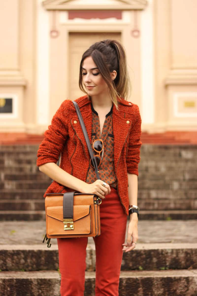 FashionCoolture - 31.03.2016 look du jour denim flare ferrugem boho (5)