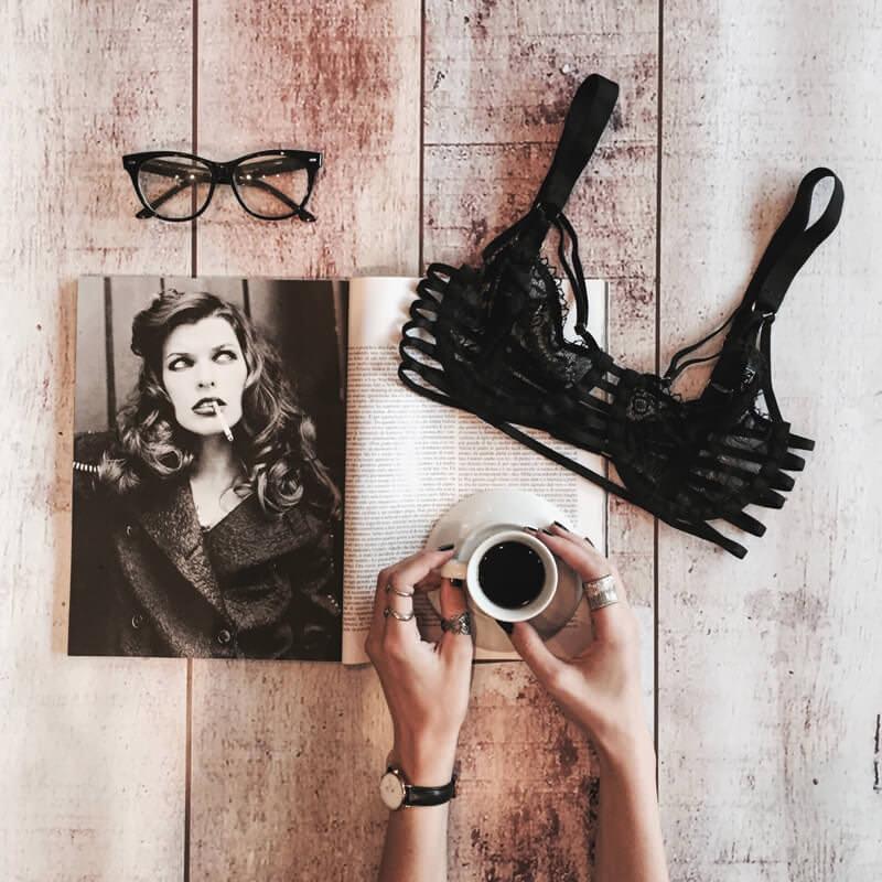 a6641690187 Black Lace Lingerie