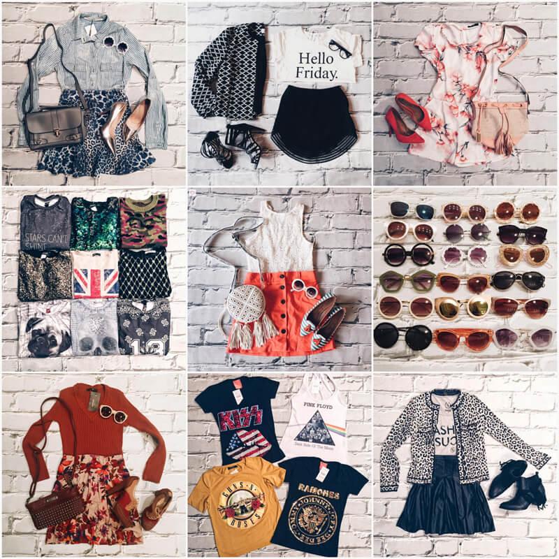 FashionCooltureShop - peças