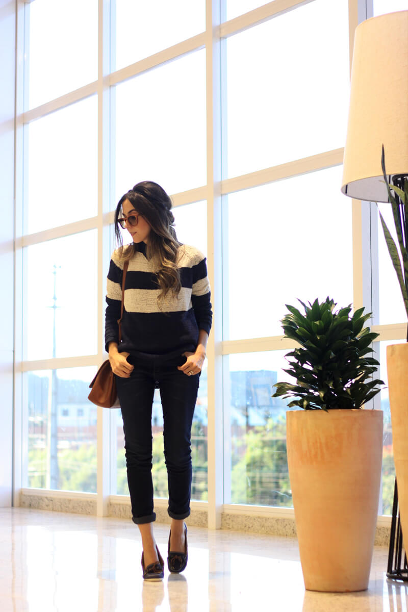 FashionCoolture - 02.05.2016 look du jour Naçoes Shopping Hering jeans listras (3)