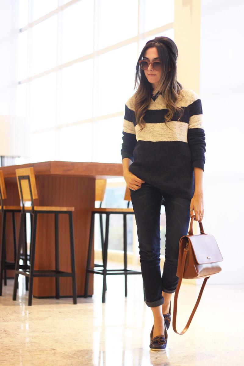 FashionCoolture - 02.05.2016 look du jour Naçoes Shopping Hering jeans listras (6)