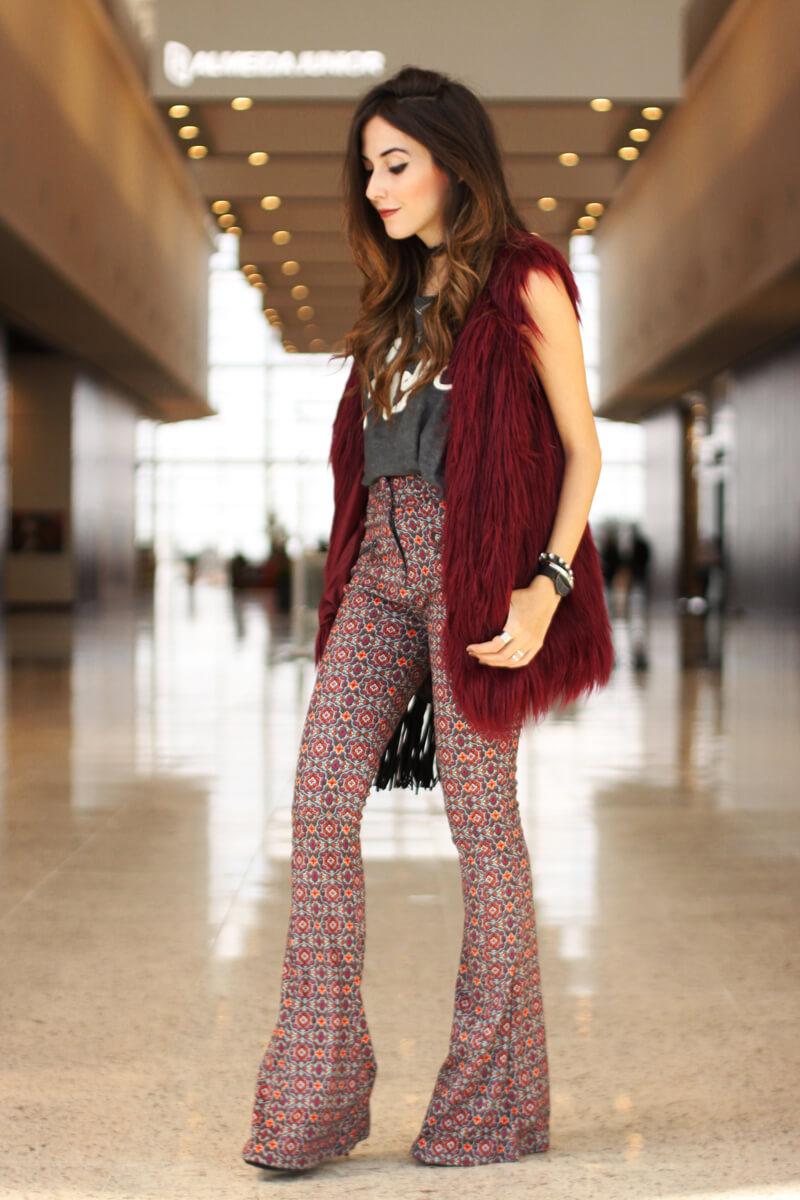 FashionCoolture - 05.05.2016 look du jour Naçoes Shopping lojas Renner boho outfit (7)