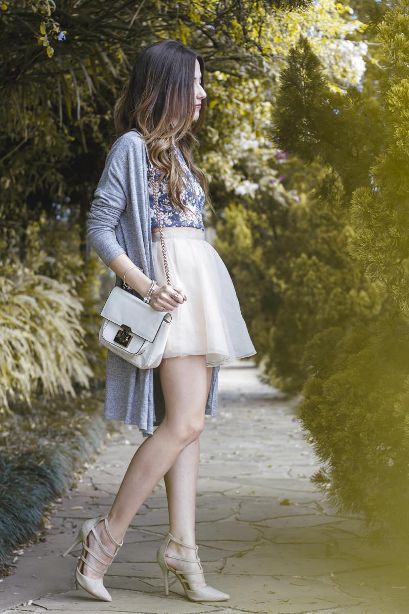 FashionCoolture - 16.05.2016 look du jour Pandora bracelets romantic outfit floral (4)