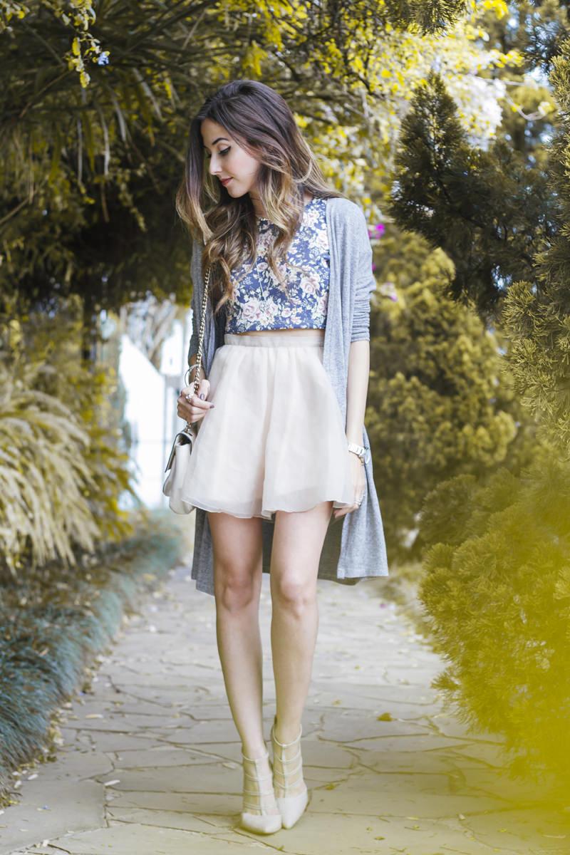 FashionCoolture - 16.05.2016 look du jour Pandora bracelets romantic outfit floral (8)