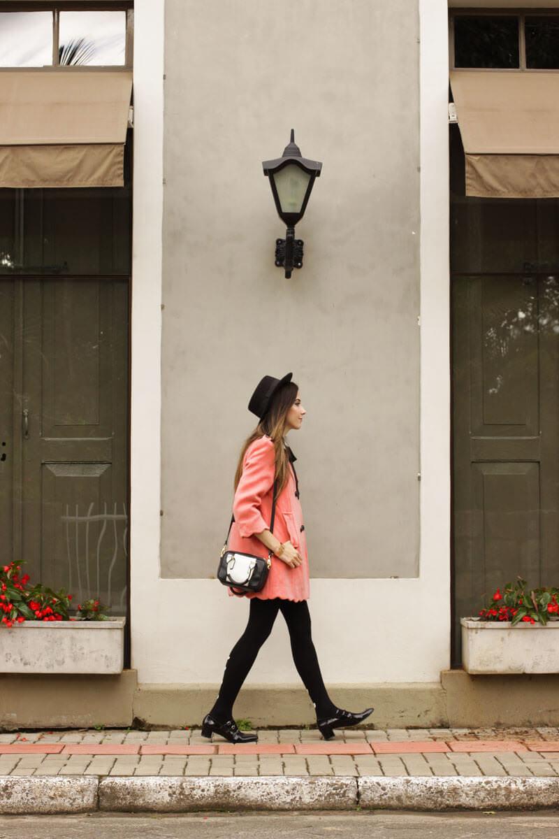 FashionCoolture - look du jour scallop coat preppy look (3)