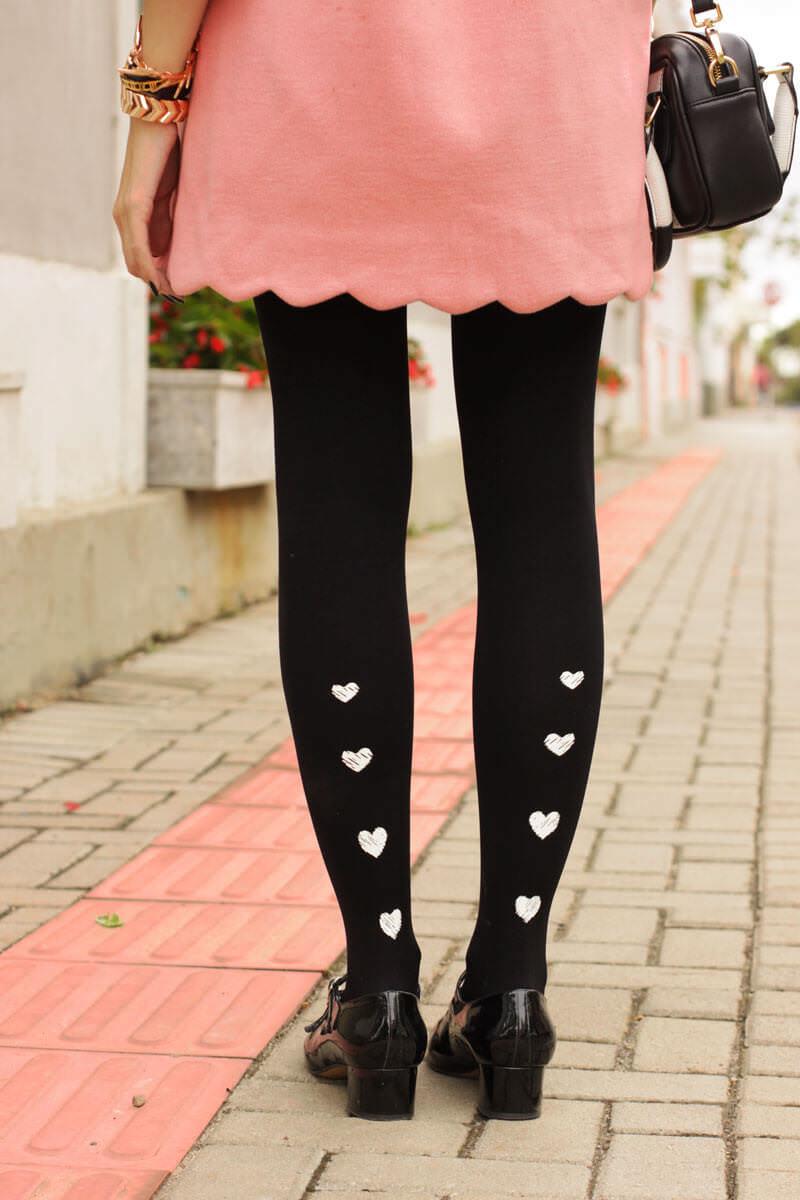 FashionCoolture - look du jour scallop coat preppy look (4)