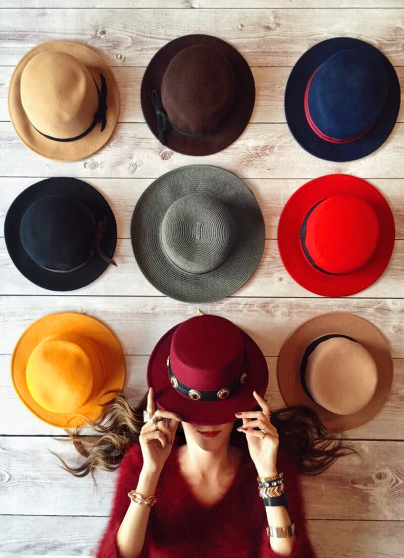 FashionCoolture - onde comprar chapéu hat