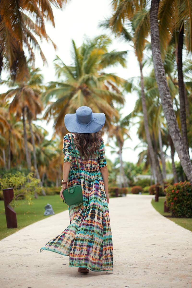 FashionCoolture - 05.07.2016 look du jour summer outfit denim shorts Punta Cana (6)