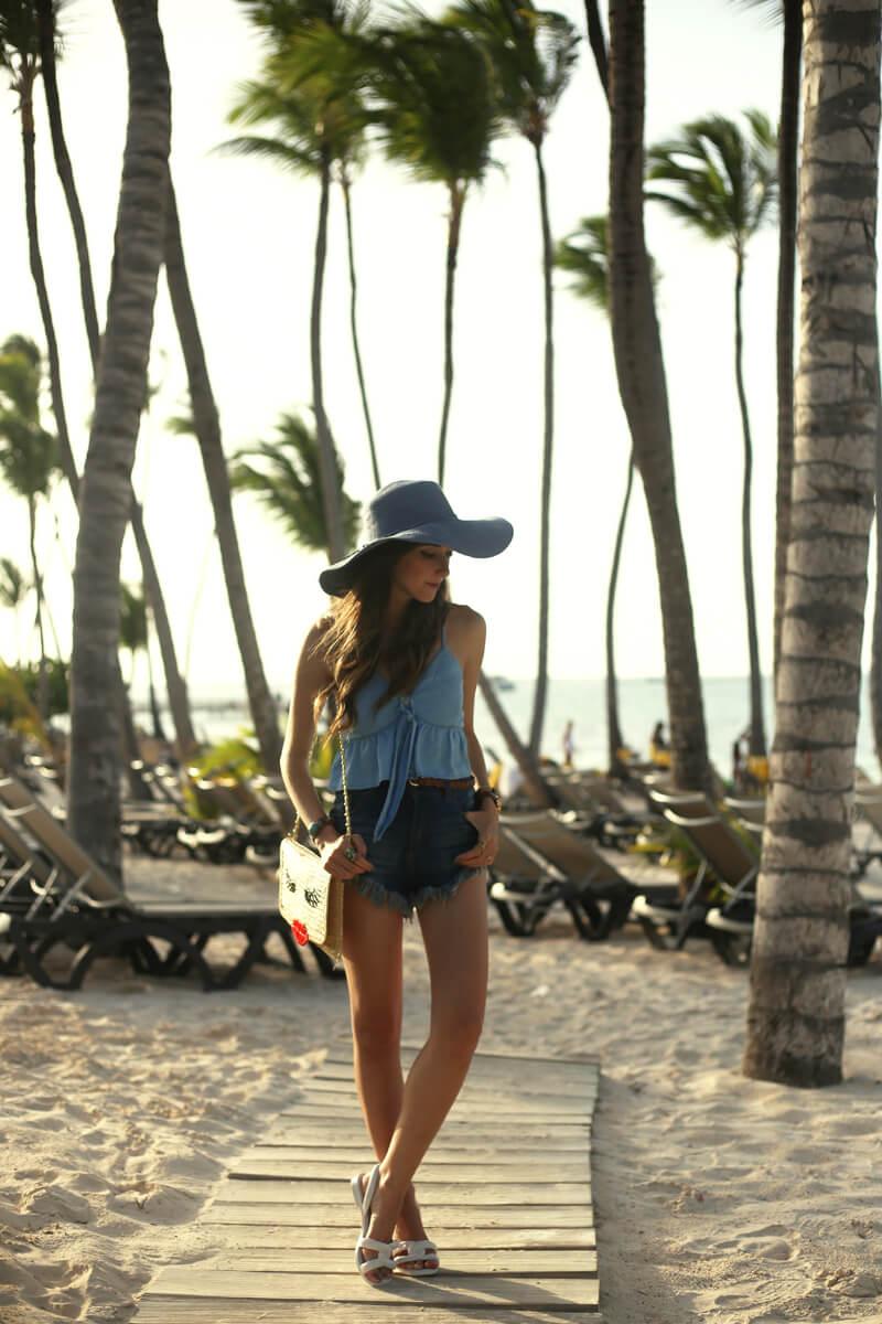 FashionCoolture - 07.07.2016 look du jour all denim Punta Cana summer (6)