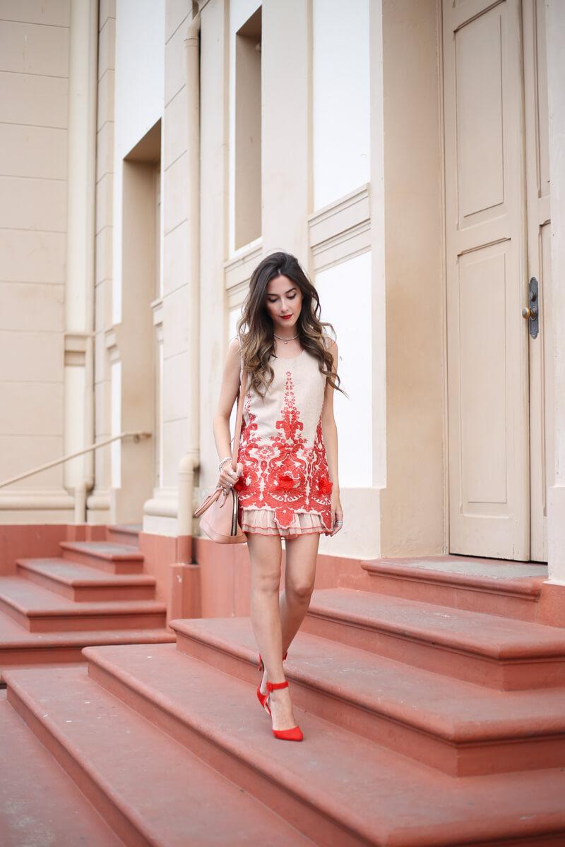 FashionCoolture - 13.07.2016 look Pandora bracelet charms flor oriental (1)