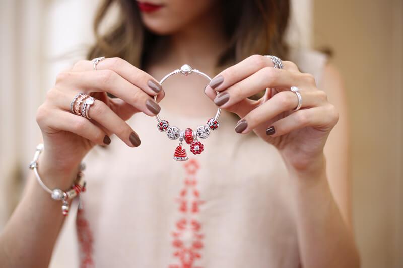 FashionCoolture - 13.07.2016 look Oriental Bloom Pandora bracelet charms flor oriental (7)