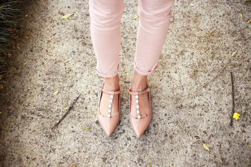 FashionCoolture - 15.07.2016 look du jour baby pink monochromatic outfit (6)