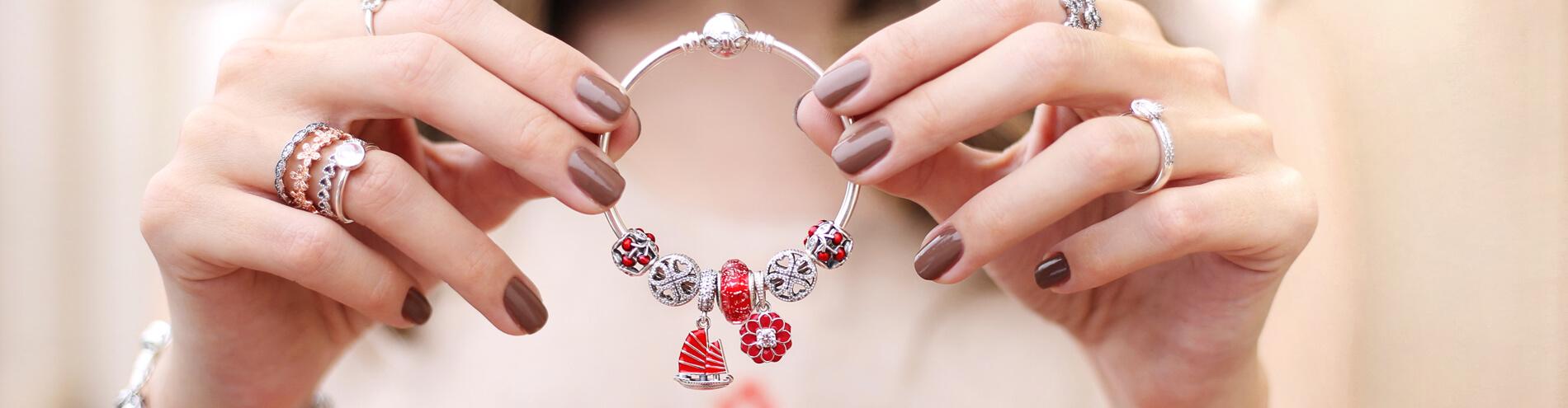 FashionCoolture - Pandora Flores Orientais