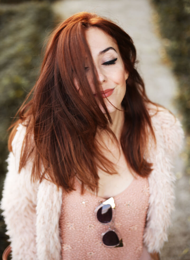 FashionCoolture - hairstyle red hair