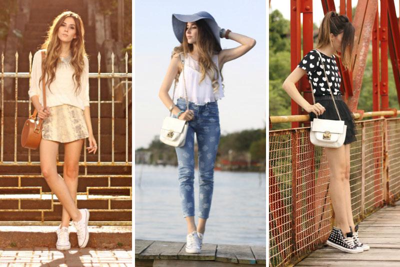 2 look tenis branco e preto flávia linden blog fashioncoolture