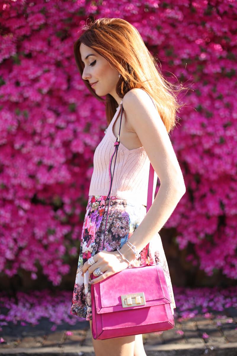 FashionCoolture - 24.08.2016 look du jour Floral Pandora jewelry rings (3)
