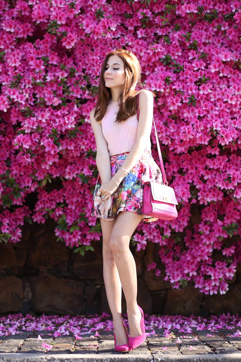 FashionCoolture - 24.08.2016 look du jour Floral Pandora jewelry rings (6)