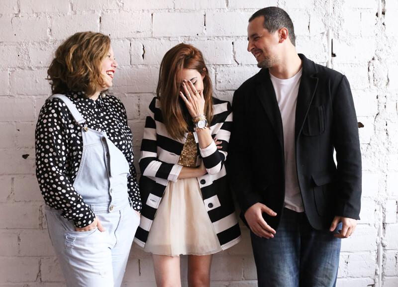 FashionCoolture Team - Ariadne, Flávia & Thiago (2)0