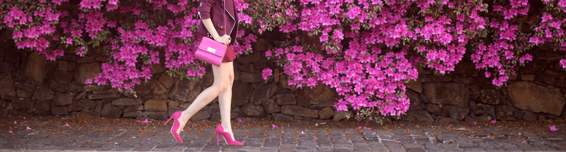 FashionCoolture pink shoes