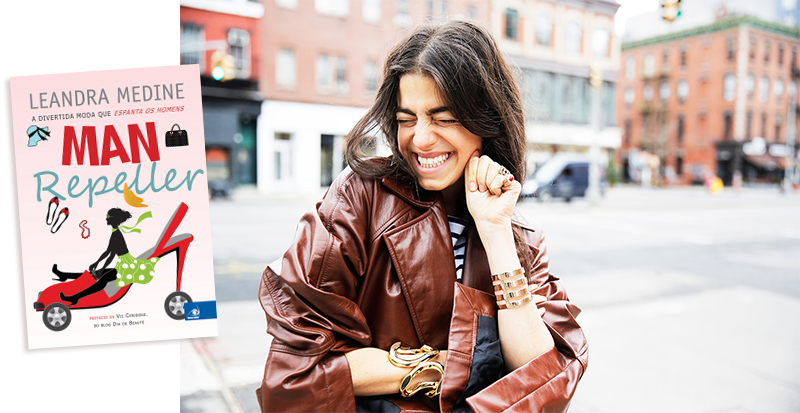 Man Repeller book Leandra Medine