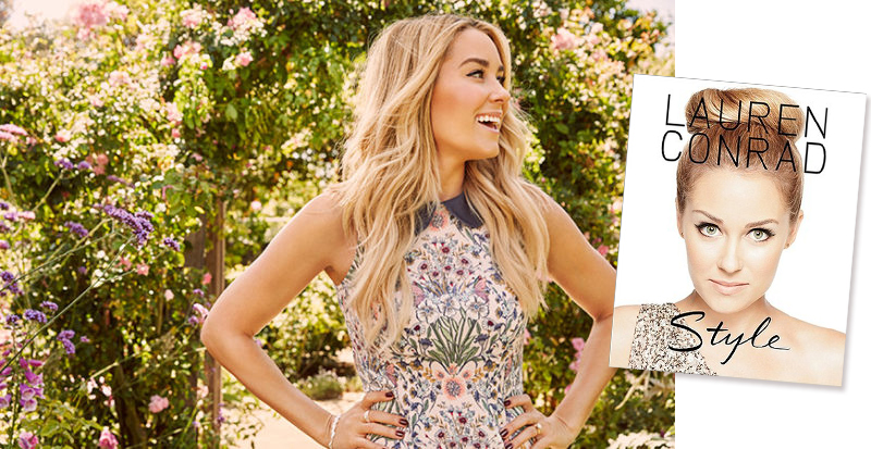 Style Book Lauren Conrad fashion bloggers books