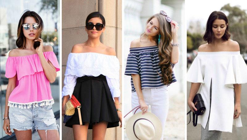 blusinha ombro a ombro blog fashioncoolture