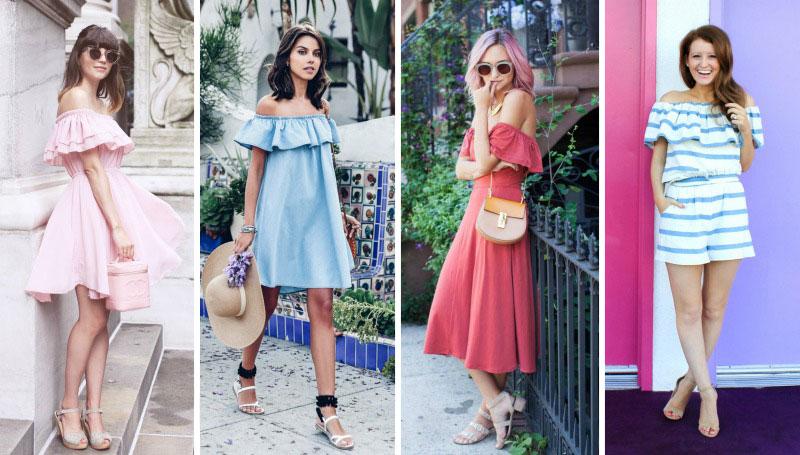 onde comprar vestido ombro a ombro blog fashion coolture