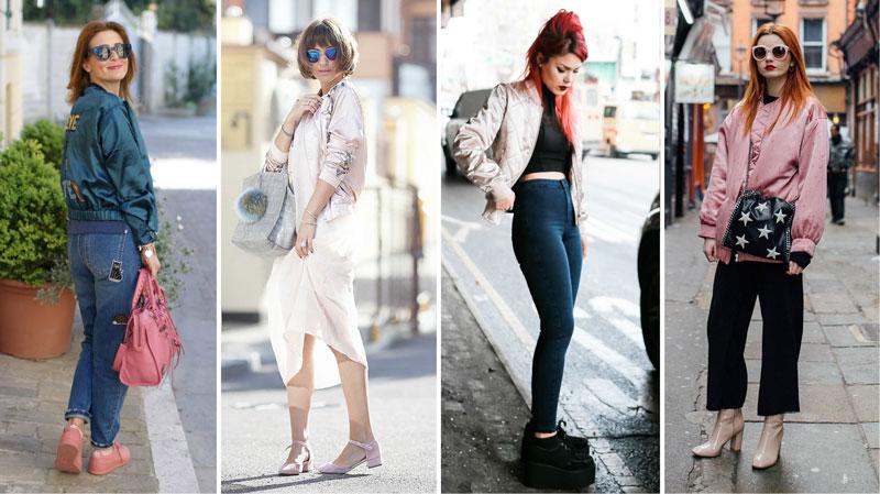 satin bomber jacket blog fashioncoolture