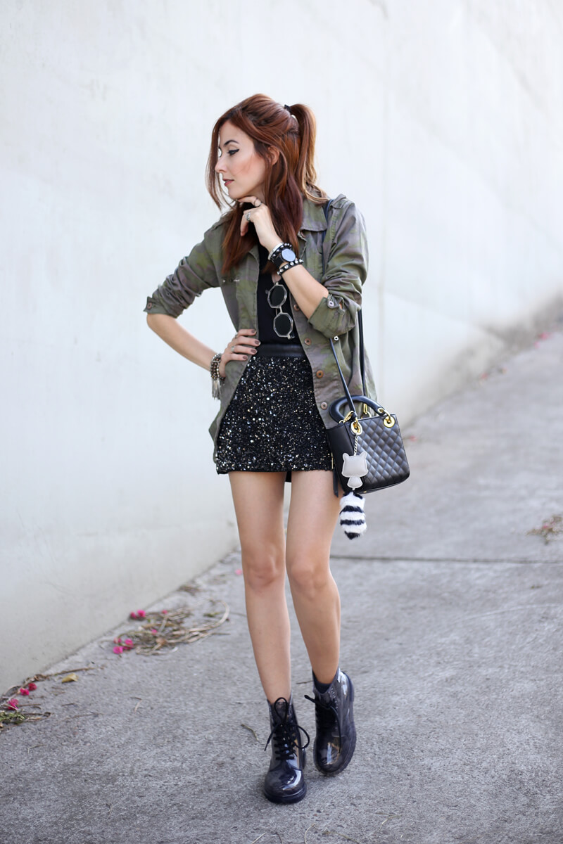fashioncoolture-fashion-4-two-military-green-outfits-1
