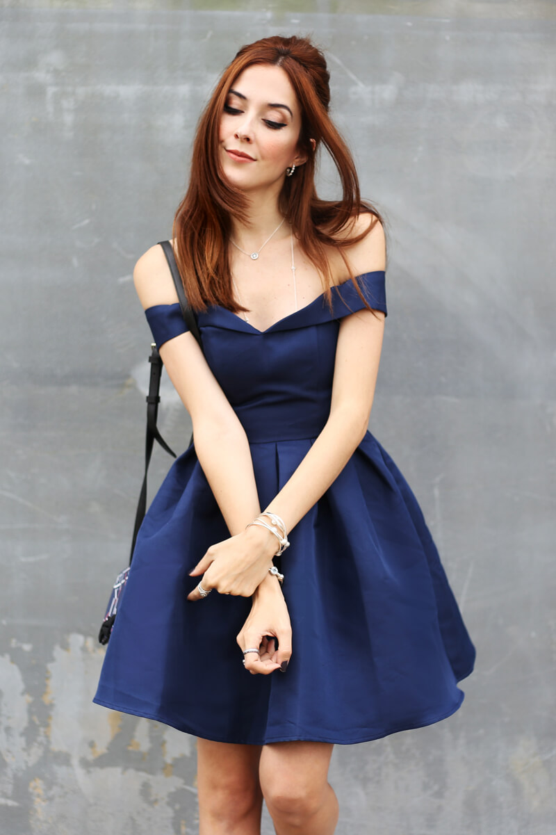 fashioncoolture-28-11-2016-look-du-jour-chi-chi-london-navy-blue-skater-dress3