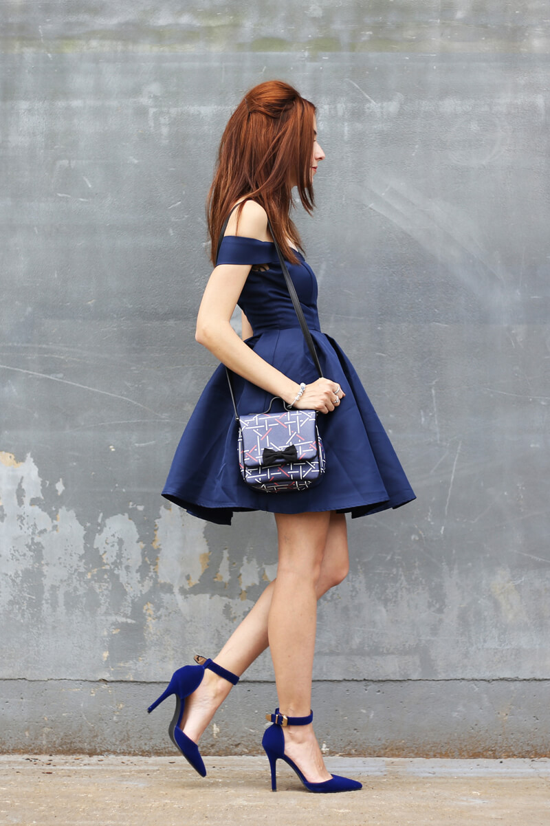 fashioncoolture-28-11-2016-look-du-jour-chi-chi-london-navy-blue-skater-dress4