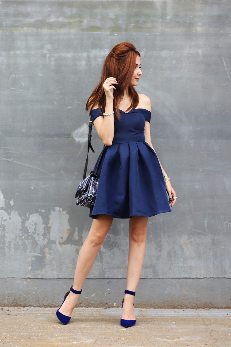 fashioncoolture-28-11-2016-look-du-jour-chi-chi-london-navy-blue-skater-dress6
