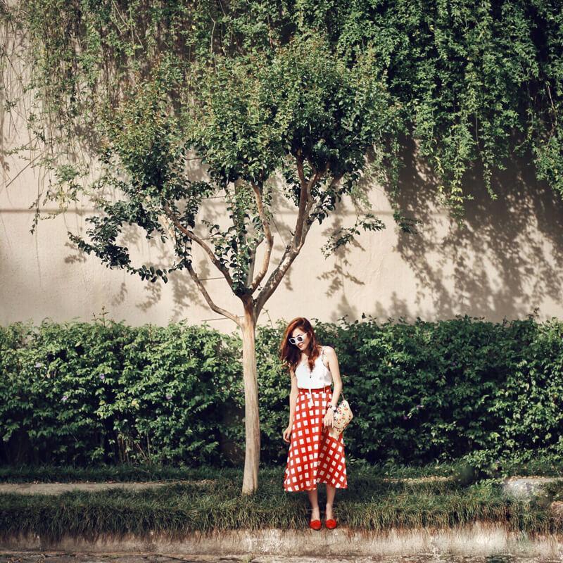 fashioncoolture-07-12-2016-look-du-jour-red-plaid-midi-skirt-8