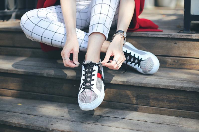 2954775b8bd Fui desafiada pela Ramarim a montar 3 looks com esse tênis da coleção de  inverno da marca. E eu adorei a ideia